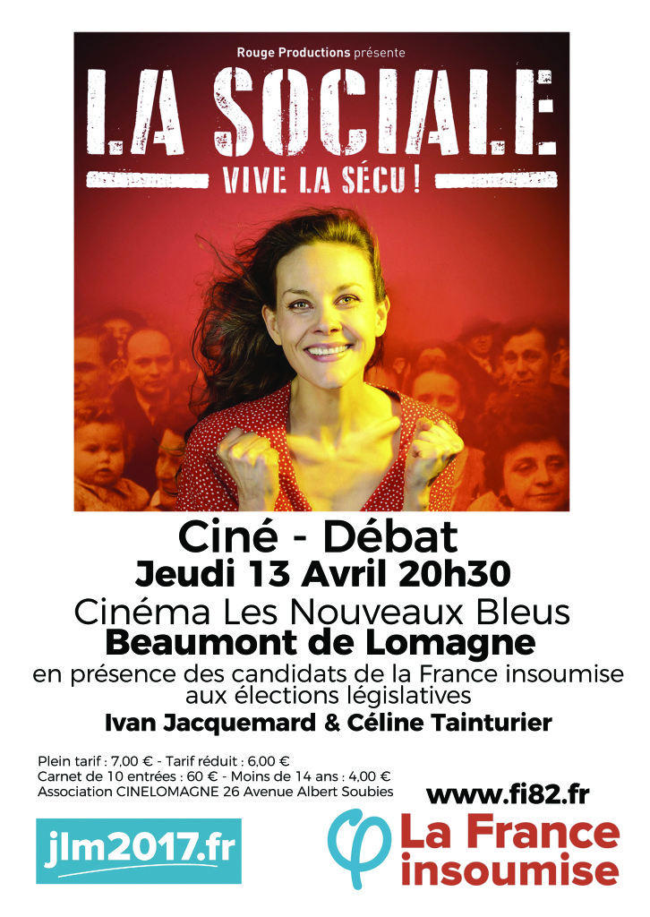 Beaumont13Avril-LaSociale_Affiche